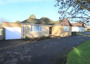 Thumbnail 3 bedroom detached bungalow for sale in Woodley Lane, Romsey, Hampshire