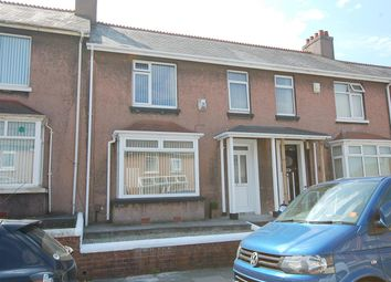 Thumbnail 3 bed terraced house for sale in Browning Road, Stoke, Plymouth