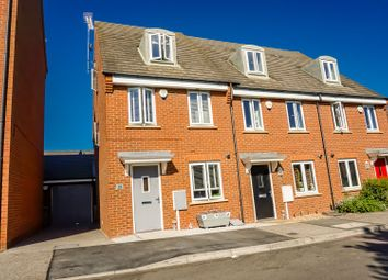 Thumbnail 4 bed end terrace house for sale in Winchcombe Meadows, Milton Keynes