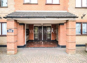 Thumbnail 1 bed flat for sale in Mawney Road, Romford