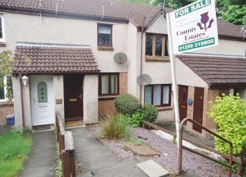 Thumbnail 2 bed terraced house for sale in Arns Grove, Alloa