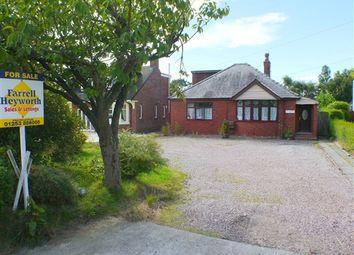 Thumbnail 4 bed bungalow for sale in Park Lane, Poulton Le Fylde