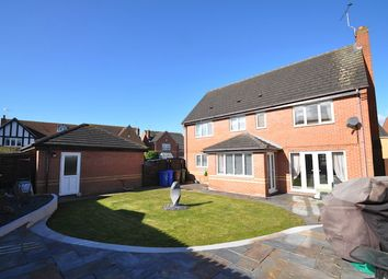 Thumbnail 5 bed detached house for sale in Ingleton, Elloughton, West Hull Villages