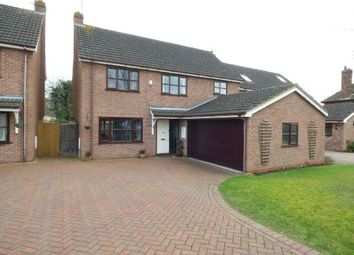 Thumbnail 4 bed detached house for sale in Geraldine Road, Malvern