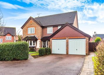 Nymans Close, Horsham RH12. 5 bed detached house for sale