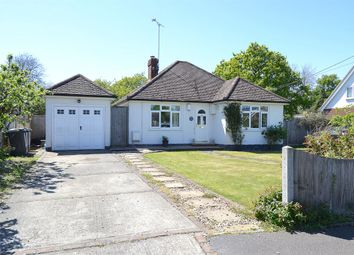 Thumbnail 2 bed detached bungalow for sale in Longtye Drive, Chestfield, Whitstable