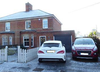 Thumbnail 4 bed semi-detached house for sale in Aldeburgh Road, Aldringham
