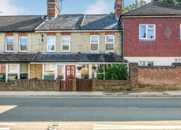 Thumbnail 2 bed terraced house for sale in Wrecclesham Road, Farnham