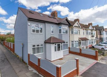 Thumbnail 4 bed end terrace house for sale in Clinton Crescent, Ilford