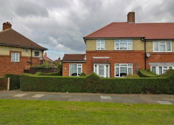 Thumbnail 3 bed semi-detached house for sale in Alnwick Road, London