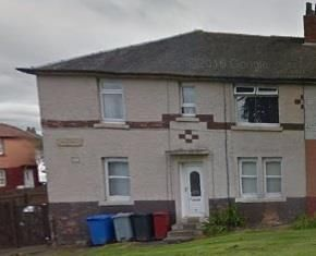 Thumbnail 2 bed flat to rent in Farm Road, Hamilton