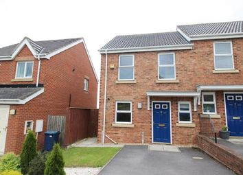 Thumbnail 2 bedroom semi-detached house for sale in Wallington Close, Blaydon-On-Tyne, Tyne And Wear, N/A