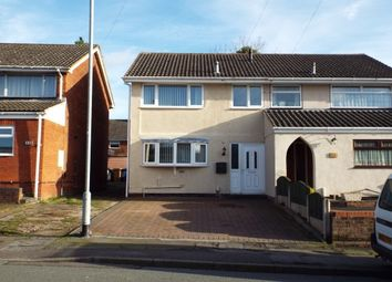 Thumbnail 3 bed property to rent in Railway Lane, Burntwood