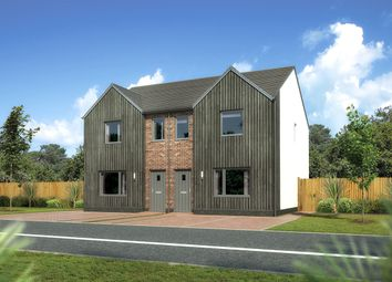 "Thumbnail 3 bedroom terraced house for sale in ""Argyll"" at Carron Den Road, Stonehaven"