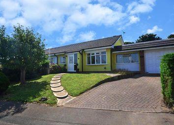 3 bed semi-detached bungalow for sale in St. Daniels Drive, Pembroke SA71