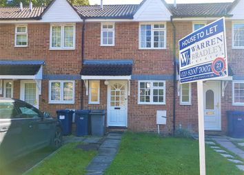 Thumbnail 2 bed terraced house to rent in Eagle Drive, London