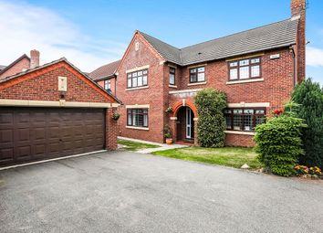 Thumbnail 4 bed detached house for sale in Lady Grey Avenue, Warwick, Warwick