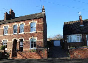 4 bed end terrace house for sale in Oulton Road, Stone, Staffordshire ST15