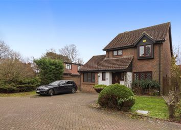 Thumbnail 4 bed detached house to rent in Holmbury Keep, Horley, Surrey