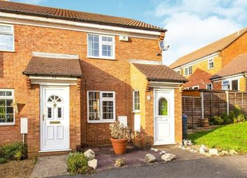 Thumbnail 2 bed end terrace house for sale in Rye Close, Eynesbury, St. Neots, Cambridgeshire