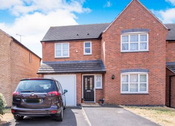 Thumbnail 4 bed detached house for sale in Pipistrelle Way, Oadby, Leicester