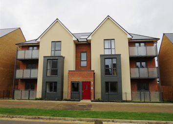 Thumbnail 2 bedroom flat to rent in Countess Way, Brooklands, Milton Keynes