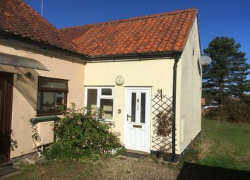 Thumbnail 1 bed terraced bungalow for sale in High Street, Mundesley, Norwich