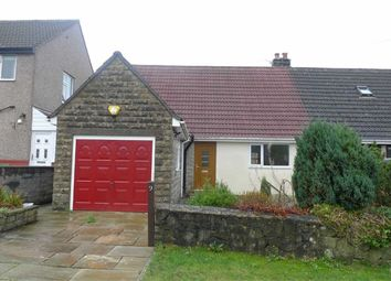 Thumbnail 2 bed semi-detached bungalow to rent in Ladycroft Avenue, Buxton, Derbyshire