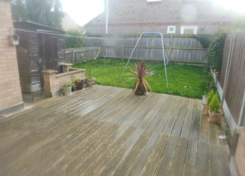 Thumbnail 3 bed semi-detached house for sale in Uldale Way, Peterborough