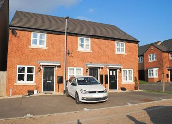 Thumbnail 2 bed end terrace house for sale in The Hollies, Westfield Street, Higham Ferrers, Rushden