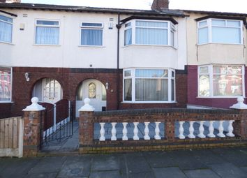 Thumbnail 3 bed terraced house for sale in Wyresdale Road, Aintree, Liverpool