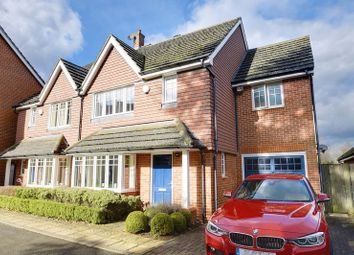 Thumbnail 4 bed semi-detached house to rent in Brightwen Grove, Stanmore