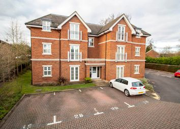 Thumbnail 2 bed flat for sale in Bramshott Place, Fleet