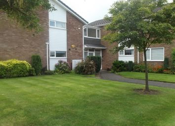 Thumbnail 2 bed flat to rent in Hurstlea Court, Alderley Edge