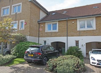 Thumbnail 3 bed town house to rent in Mullion Close, Port Solent, Portsmouth