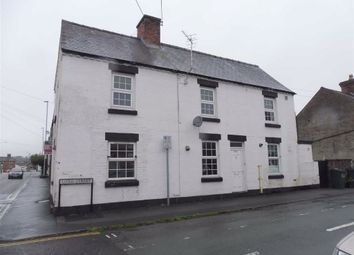 Thumbnail 2 bedroom flat for sale in 64A And 64B, Castle Street, Oswestry, Shropshire