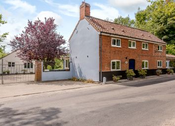 Thumbnail 5 bed detached house for sale in The Street, Swannington, Norwich