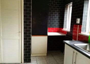Thumbnail 2 bed terraced house to rent in Naseby Close, Nottingham