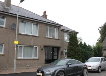Thumbnail 2 bedroom flat to rent in Old Station Road, Inverurie, Aberdeenshire
