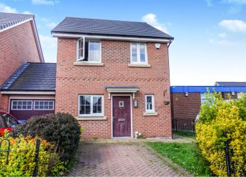 3 bed link-detached house for sale in Constable Street, Manchester M18