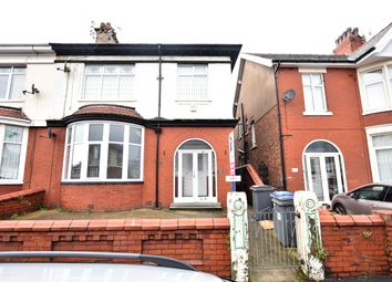 Thumbnail 2 bed flat for sale in Lincoln Road, Blackpool, Lancashire
