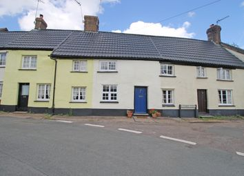 Thumbnail 2 bed terraced house for sale in Church Stile Lane, Woodbury, Exeter