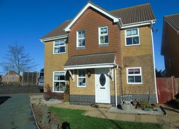 Thumbnail 4 bed detached house for sale in Cairngorm Close, Eastbourne