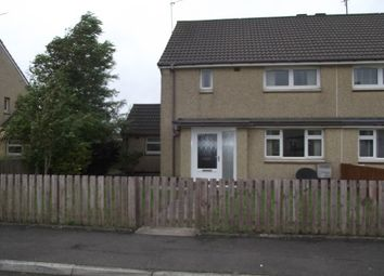 Thumbnail 2 bed property to rent in Dundonald Crescent, Auchengate, Irvine