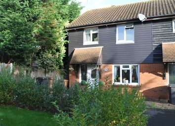Thumbnail 3 bed end terrace house for sale in Barlows Reach, Chelmer Village, Chelmsford, Essex
