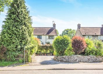 Thumbnail 3 bed semi-detached house for sale in Sycamore Cottages, Parwich, Ashbourne