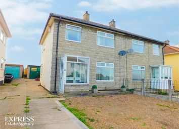 Thumbnail 3 bed semi-detached house for sale in Auburn Road, Edlington, Doncaster, South Yorkshire