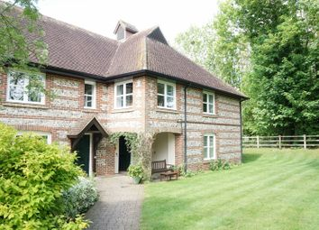 Thumbnail 3 bed flat for sale in Goodworth Clatford, Amdover, Hampshire