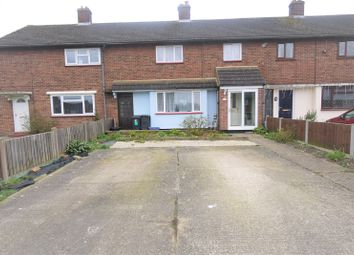Thumbnail 3 bed terraced house for sale in Cripsey Avenue, Ongar, Essex