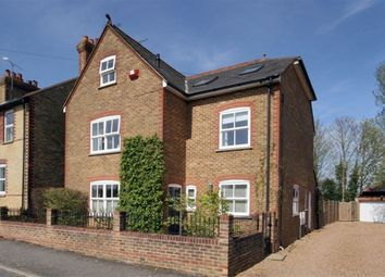 Thumbnail 5 bed detached house to rent in The Terrace, Chipstead Lane, Riverhead, Sevenoaks